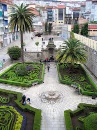 As Burgas , Ourense