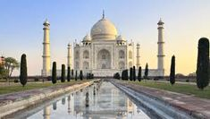 We used CB Insights data to highlight 12 companies focused on fintech tech, digital health, food delivery, and more. Sequoia and Accel are among their backers. Taj Mahal, Valley City, Indus Valley Civilization, Picture Tiles, Tile Murals, Green Pattern, Agra, Ancient Civilizations, India Travel