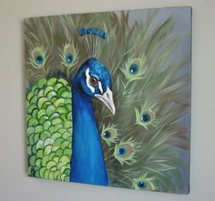 good paintings for square canvas - Google Search