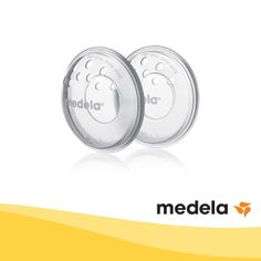 SoftShells can help protect sore nipples and draw out flat or inverted nipples. #breastfeeding #Medela