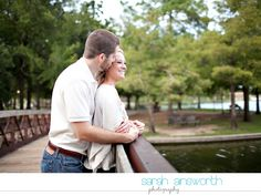 North Blvd and Herman Park Houston, TX engagement pics