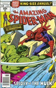 The Amazing Spider-Man (Vol. 1) Annual 012 (1978/12)