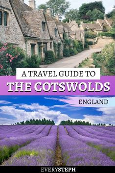 Fairytale villages, rolling hills and honey-hued cottages: the Cotswolds, England are such a beautiful region! Check out this ultra-detailed guide to the Cotswolds in the English countryside. Europe Travel Tips, Travel Guide, Travel Destinations, Travel Info, Travel Diys, Free Travel, Travel Bag, Cool Places To Visit, Places To Travel