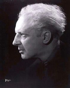 Leopold Stokowski. Musician and conductor. Born in London. Was initially an organist, at St. James' Church, Piccadilly. Married the heiress Gloria Vanderbilt (amongst others), had an affair with Greta Garbo. Made the film Fantasia with Walt Disney in 1940. Died at home in Nether Wallop, Hampshire.