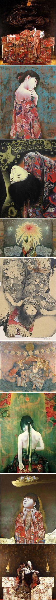 Island of narcissism: Kyosuke Tinai