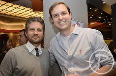 Luis Eduardo Vidotto de Andrade e Honório Chiminazzo Neto