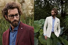 1911 Spring/Summer 2015 Advertising Campaign at FashionBeans.