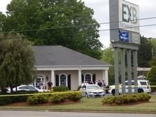 Bank manager dies in apparent accidental shooting