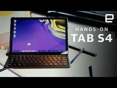 Samsung Galaxy Tab Hands-On: Android Tablet for Multitaskers Surface Pro, Microsoft Surface, Best Android Tablet, Camera Icon, S4 Case, Facetime, Ipad Pro, Speakers, Quad