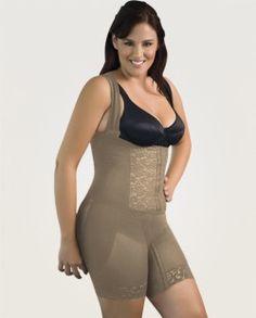 158ac0e218 Plus Size Body Shaper Short – CoCoon Bodysuit Shapewear Wonder