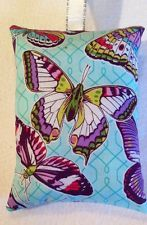 Easter Gift / Butterfly Gift / Butterfly Fabric Lavender Bag - Handmade