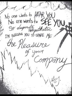 Go to Hell, for Heaven's Sake - Bring Me The Horizon - lyrics