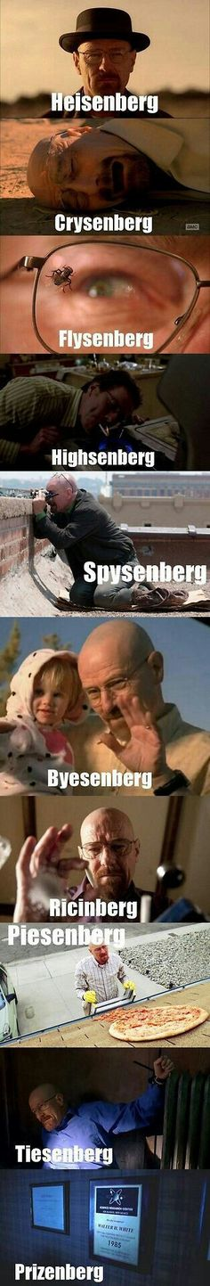 #principle #uncertainty #properties of #WalterWhite a.k.a. #Heisenberg #letsgetwordy #BreakingBad #BrBa