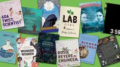 12 Inspiring STEM Books for Girls Science, technology, engineering, and math are more important than ever, so we've put together a list of books to encourage girls to persevere in these subjects.