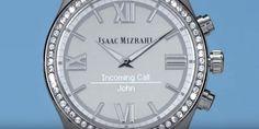 HP lanzó un reloj inteligente destinado a las mujeres http://j.mp/1mvm3xp |  #Gadgets, #HP, #IsaacMizrahi, #Noticias, #Smartwatch, #Tecnología