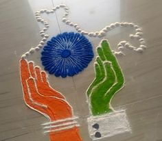 Independence Day Drawing, Independence Day Activities, Independence Day Decoration, Independence Day Special, Rangoli Designs Diwali, Kolam Designs, Alpona Design, Indian Drawing, Crafts For Kids