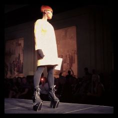 First place GOLD at the Wella Trend Vision Awards 2014 at the Myer Mural Hall!! Big congrats and thanks to Sanja for having Kristen Cleal Shoes involved in the show tonight! #kristenclealshoes #wella #shoes #fashion #style #runway #hairstyle #colour #winner #gold #gaga #celebration #champagne #Padgram