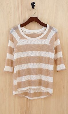 Simply Spring Sweater, Taupe