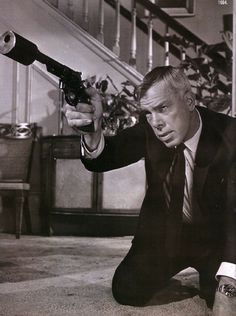 Lee Marvin in 'The Killers', 1964.