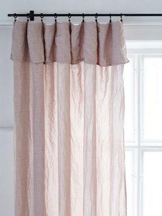 Så vill jag inreda med gardiner