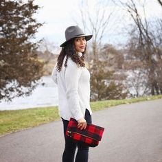 Buffalo check adds the perfect hit of colour.  #talbots #oldnavystyle #gap #mygapstyle #styldby #wiw #ootd #buffalocheck