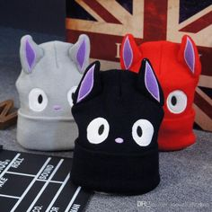 701797a0b5f 2016 Hot Baby Hat Lovely Cat Unisex Beanie Winter Toddler Cap Boys Girls  Cotton Soft Hats caps Cartoon Cute Kids Accessories Baby Hat Autumn Cute  Cat ...