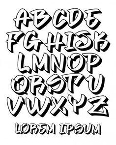 graffiti letters / graffiti y letter . graffiti y lettering . Style Alphabet, Lettering Styles Alphabet, Graffiti Alphabet Styles, Graffiti Lettering Alphabet, Graffiti Writing, Graffiti Font, Tattoo Lettering Fonts, Hand Lettering Alphabet, Calligraphy Alphabet