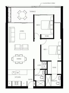 small house floor plan this is kinda my ideal wtf a small house dont think sodbnice though overall layout pinterest small house floor - Simple Floor Plans