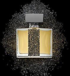 M. Micallef | JEWEL FOR HER Ten zimowy zapach nosi się jak elegancki i szykowny klejnot. Flakon ozdobiony został kryształkami Swarovskiego w kolorze antracytowym.