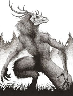 Wendigo by HBheavenlyboy