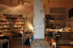 Melon, Cafe - Warsaw, Poland