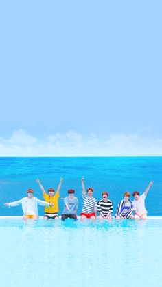 방탄소년단 // BTS // 2017 Summer Package  [Repinned ]