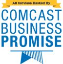 Comcast -- We get the needs of small businesses, because we were one too. We grew from a small startup with just 1,200 subscribers, taking notice of all the things a business needs for success, and today offer business solutions to over a million businesses like yours!