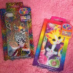 Image of Lisa Frank Phone Cases