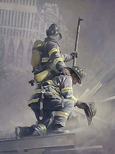 Never forget the first responders of 9/11! #NeverForget