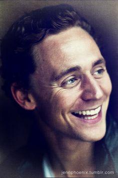 Tom Hiddleston. Edit by jennphoenix.tumblr