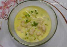 Hráškovo-karfiolová polievka Cheeseburger Chowder, Soup, Soups
