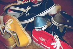 I got: Vans! QUIZ: Are You More Converse, Vans, or Doc Martens?