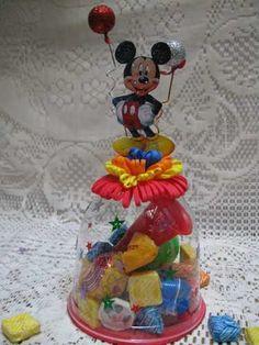 1000 images about centro de mesa infantiles on pinterest - Mesas infantiles disney ...