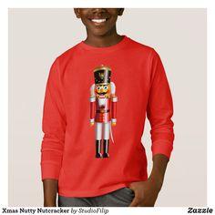 2ff964c95 Personalized White Baby 1st Christmas Tshirt