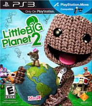 LittleBigPlanet 2-- Almost done.  The last world is a little tough.