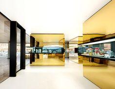 Relojeria Alemana boutique in Majorca Spain |Ohlab Studio