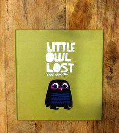 Book of the Week: Little Owl Lost