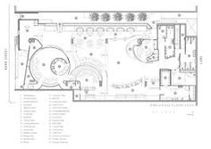 Nightclub Floor Plan Design Gallery Of Bond Bar Hachem 16