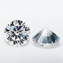 Loose Cubic Zirconia CZ Stone White Round Lot For Jewelry Beautiful Diamond Rings, Beautiful Engagement Rings, Types Of Gems, Moissanite Diamonds, Cut Loose, Diamond Sizes, Loose Gemstones, Stud Earrings, Jewels