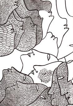 """Yayoi Kusama Illustrates Hans Christian Andersen's """"The Little Mermaid"""""""