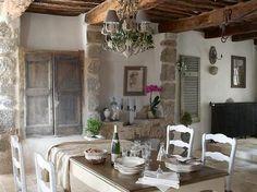 Stile Francese.. una casa da visitare