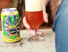 Apreciando uma belíssima IPA da Caldera Brewery @calderabrewing! Pensa numa IPA equilibradamente perfeita? Pois experimenta uma Caldera!  O charme da lata merece ainda mais pontos.  | #Cerveja #CervejaArtesanal #Cervejeiro #Cervejas #CervejasArtesanais #Beer #Beers #CraftBeers