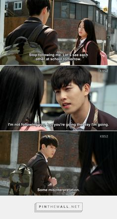 I loved this character in the manwha despite his dubious moral choices. Kinda missing the manwha hair though. #OrangeMarmalade #kdrama #korean - created via http://pinthemall.net