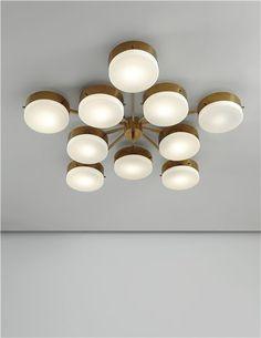 Inspiring Mid-Century Lighting Ideas | www.contemporarylighting.ey | #contemporarylighting #lightingdesign #homedecor